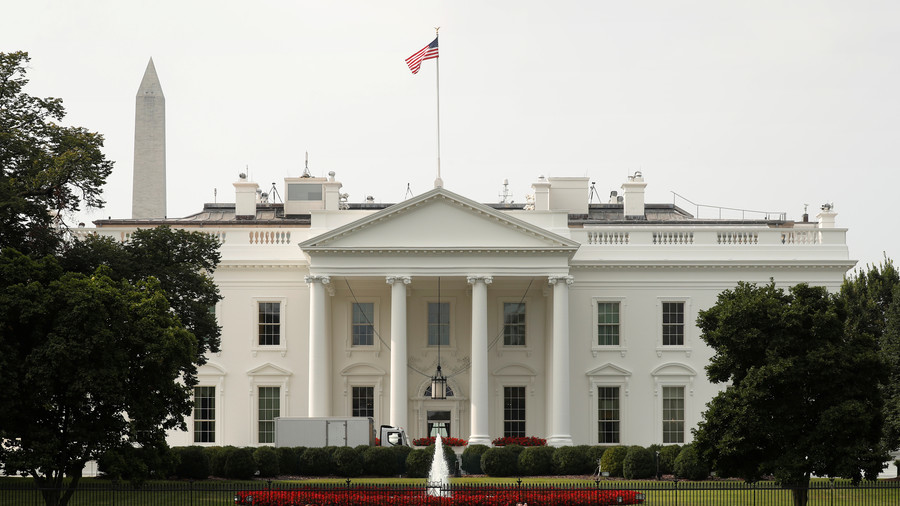 Medical emergency at White House, staffer hospitalized (PHOTO)
