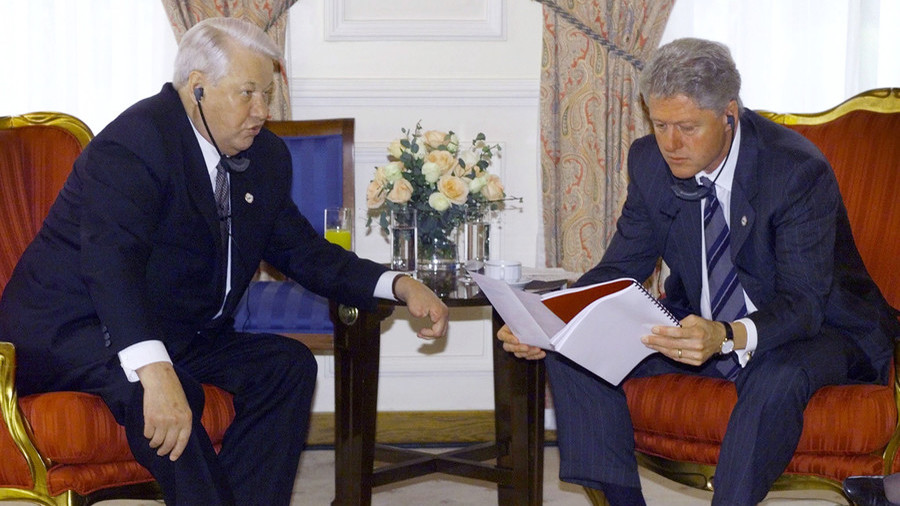 'Smart' Putin & election loans: 5 must-read Clinton-Yeltsin exchanges released