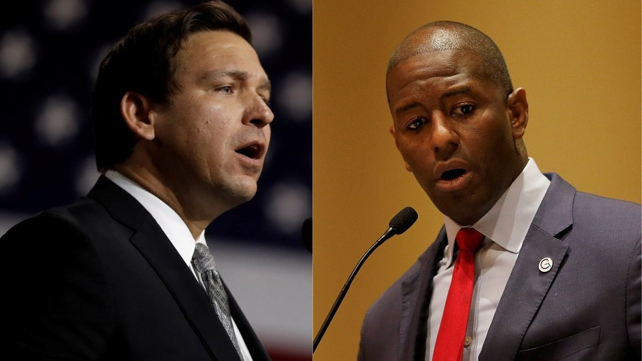 Florida governor election: It's going to be a battle of the Bernies vs. the Trumpists