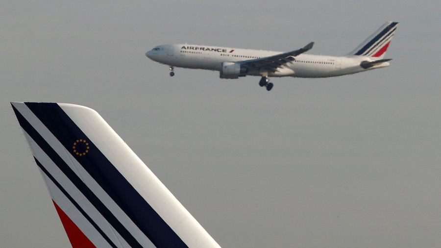Air France flight from Detroit to Paris declares emergency for 'medical reasons'