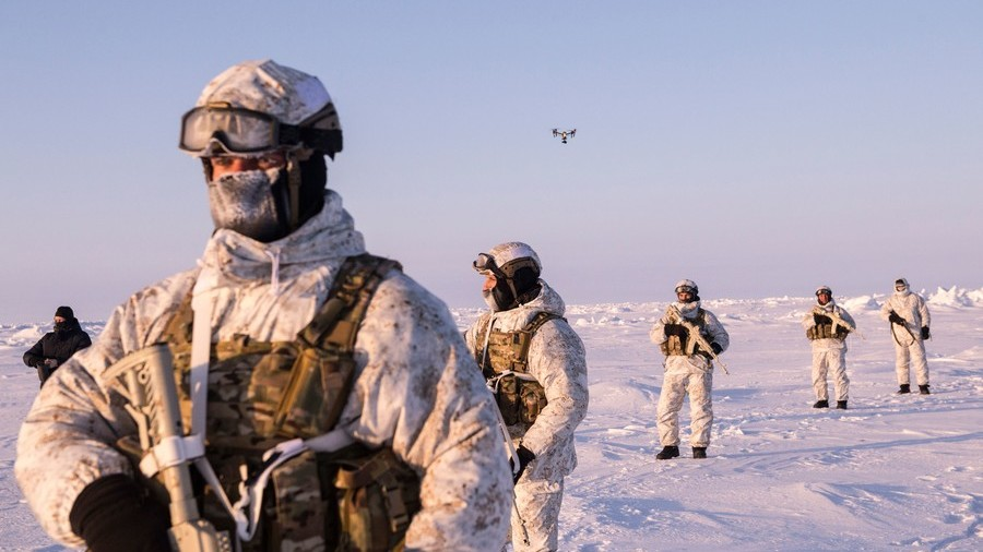 International competition in Arctic could lead to military conflict – Russian DM