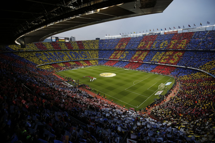 Terrorists 'plotted attack' on Barcelona's Camp Nou stadium