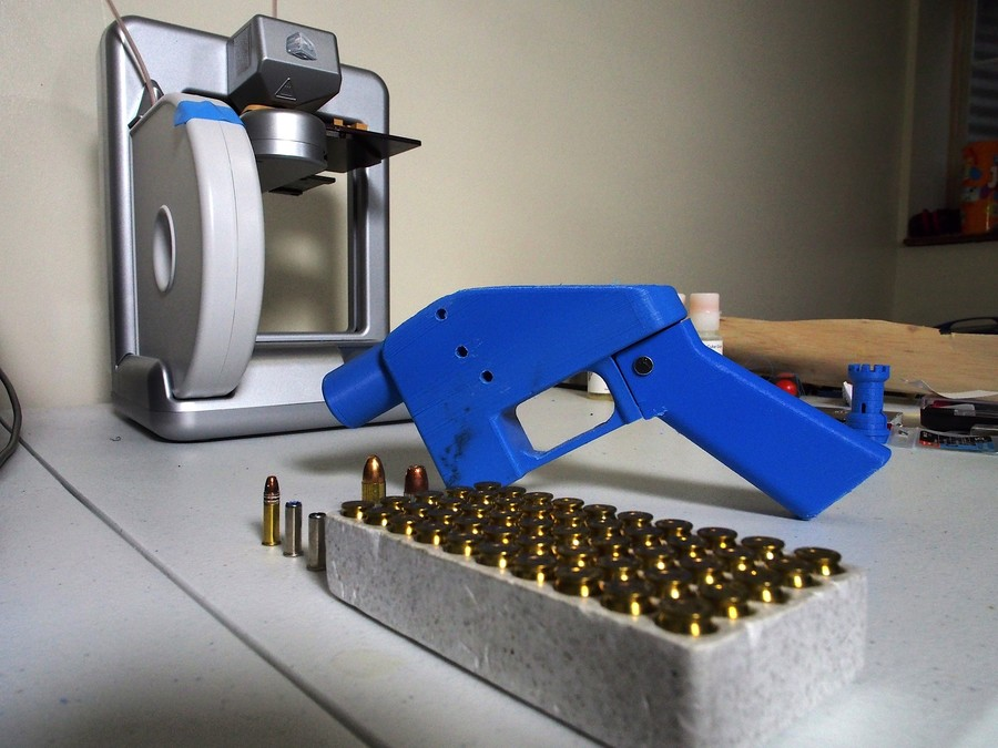 Judge blocks release of 3D-printed gun blueprints hours before public launch