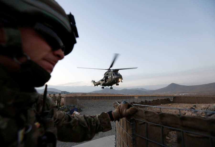 British collusion with sectarian violence Part 4: The Afghan crucible