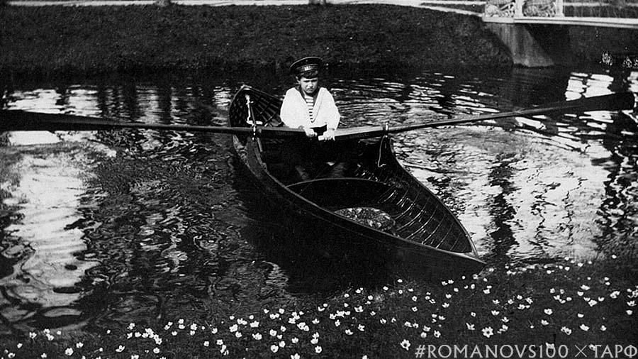 #Romanovs100 top 10 photos taken by Nicholas II, his wife & their children (PHOTOS)