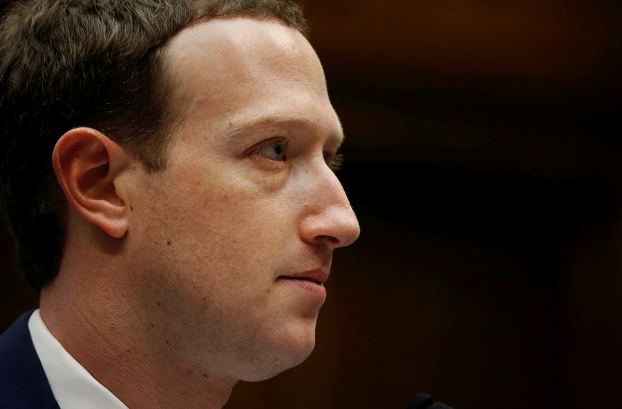 Facebook's 'Russia paranoia?' Anti-white supremacist page deleted in 'bad actor' purge