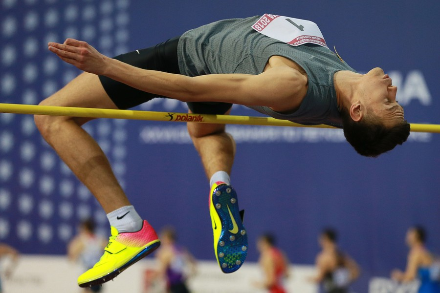 Russian high jumper to miss European Championships after provisional suspension by IAAF