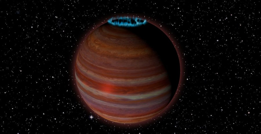 Mysterious gigantic rogue planet spotted lurking outside our solar system