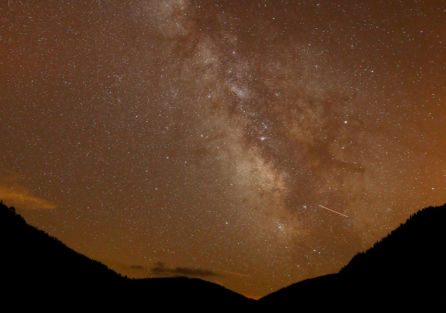 Perseid meteor shower best seen next weekend