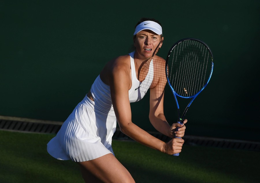 Maria Sharapova news