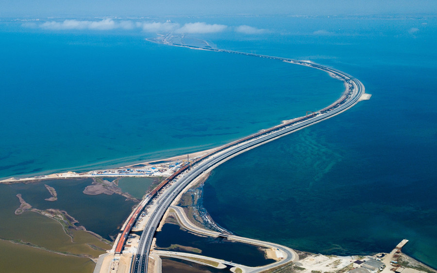 China to invest $17 billion in world's longest undersea rail tunnel