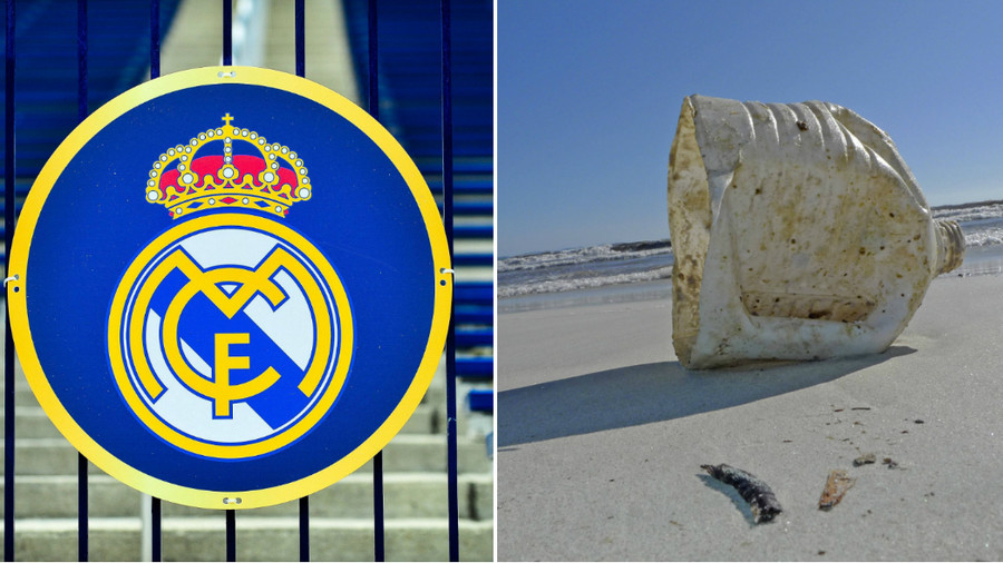 Plastic fantastic: Real Madrid unveil new kit from recycled waste pulled from oceans (PHOTOS)