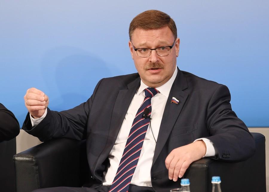 Konstantin Kosachev news