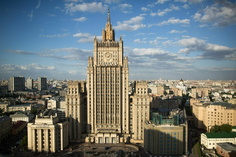 Russian Foreign Ministry news