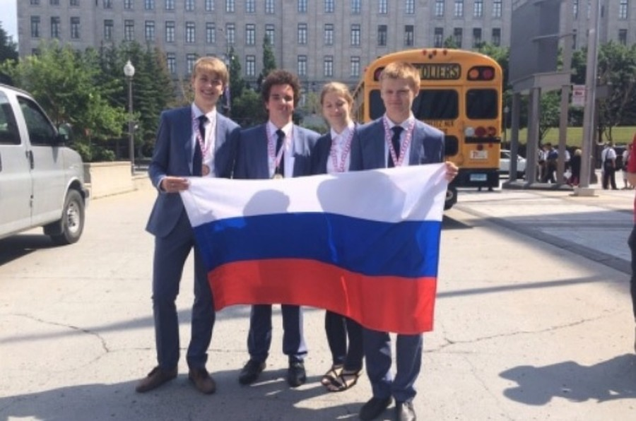 Huge win: Russian students secure four medals at world's top geography contest
