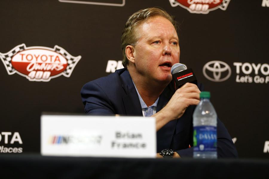 NASCAR chief Brian France takes 'indefinite leave' after DUI & drug arrest