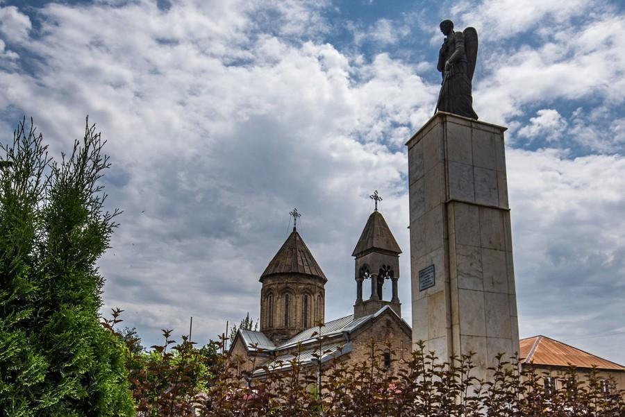 Russian diplomats urge Georgia to sign non-aggression treaty with Abkhazia and South Ossetia
