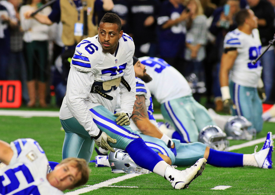 Greg Hardy Scores KO Win In Under 20 Seconds