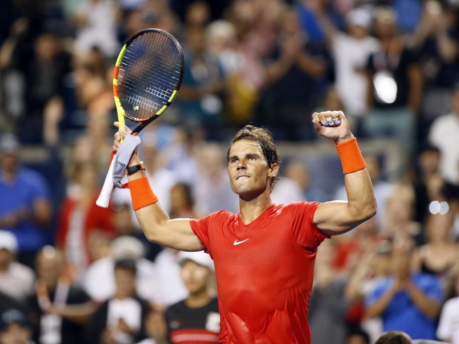 Rafael Nadal news