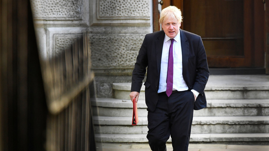 Boris Johnson facing Conservative party probe into Burqa comments
