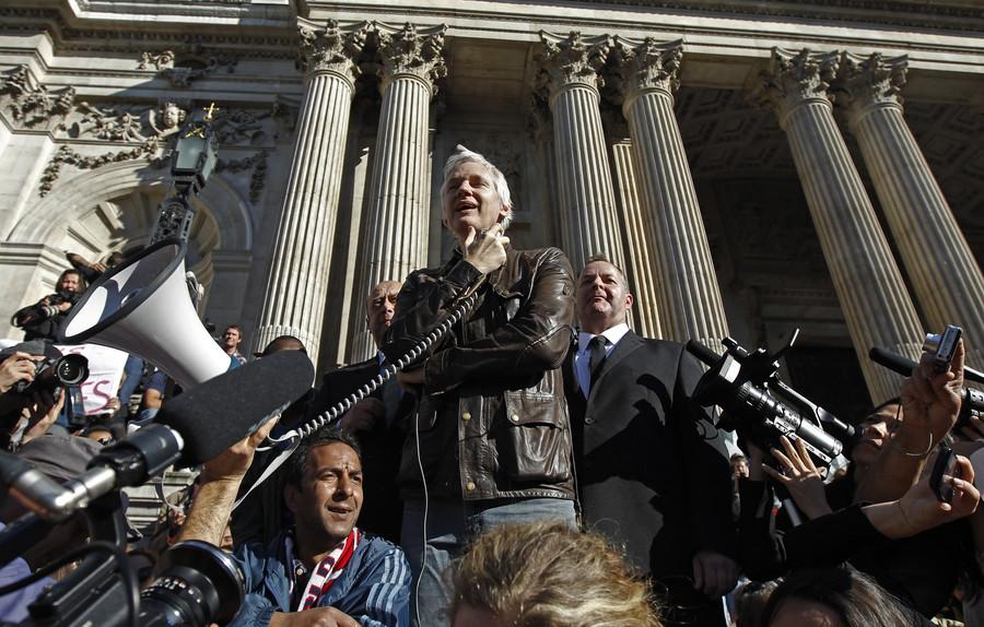Assange should secure immunity before taking risk of testifying to Senate – whistleblower Kiriakou