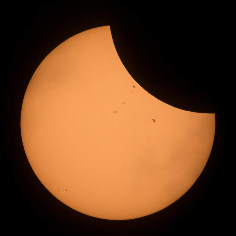 Last & best solar eclipse of the year upon us: What you need to know