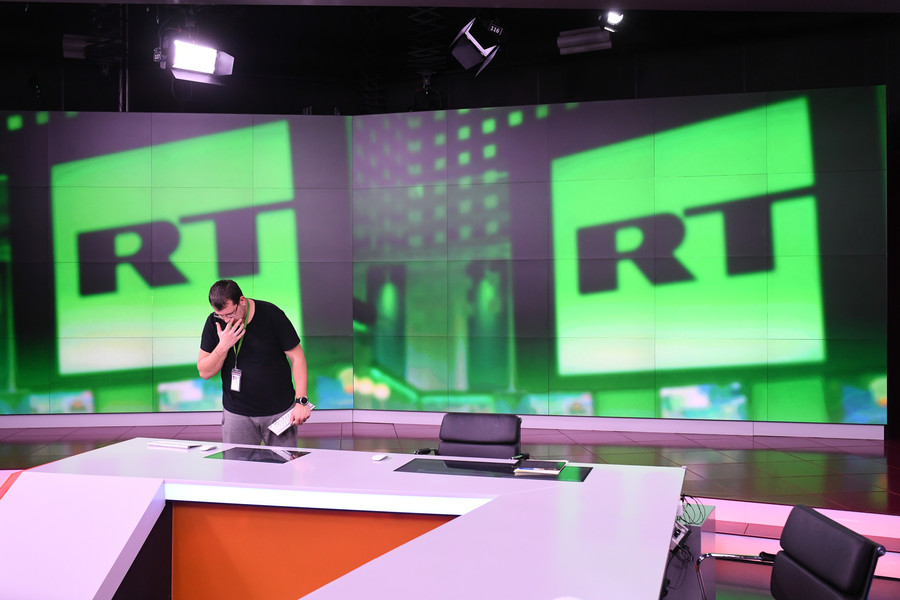 Controversial French report on 'Russophiles' funded by Twitter with profits from RT ads