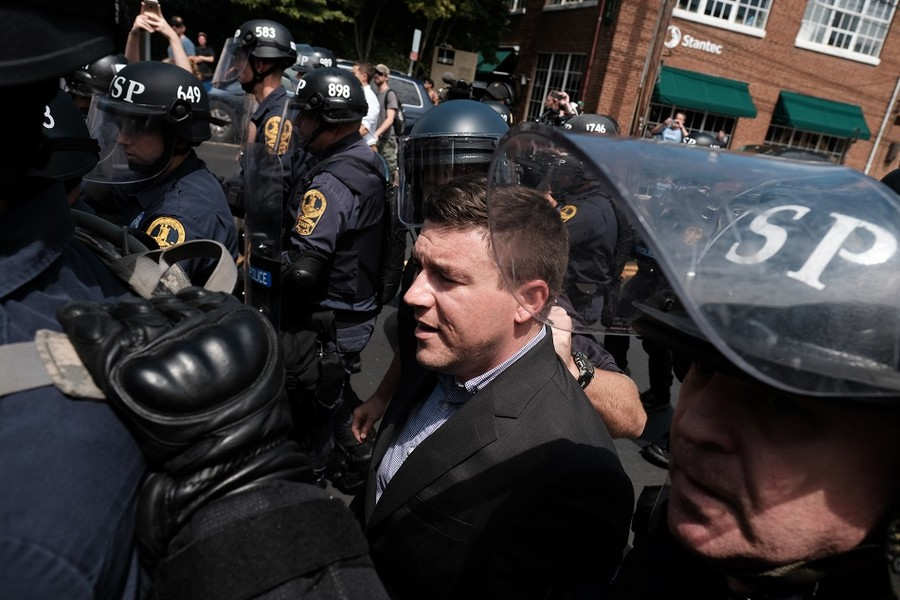 'It's bad and you should feel bad': NPR blasted for interviewing white nationalist Jason Kessler