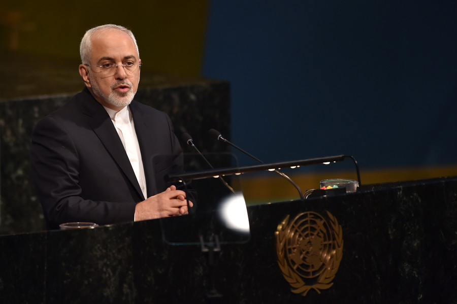 'Americans lack honesty': No meetings planned with US at UNGA, Iranian FM Zarif says