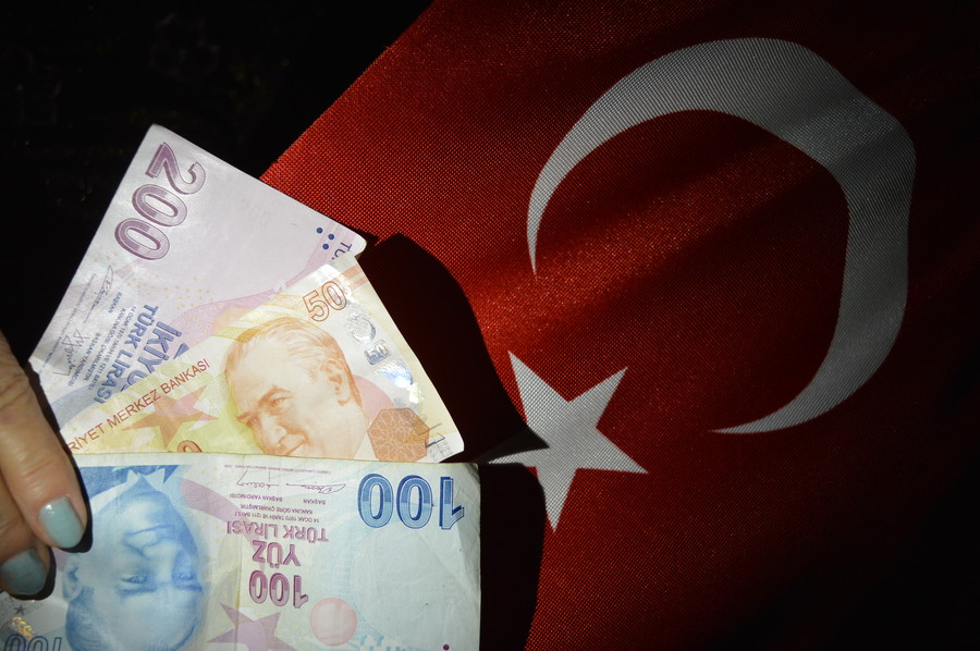 Turkey blames Trump for attack on lira, says it won't 'kneel' and has counter-measures ready