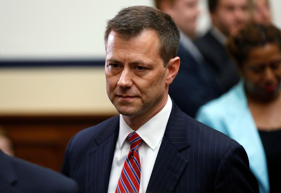 FBI fires Peter Strzok whose texts revealed anti-Trump bias amid Bureau's major probes