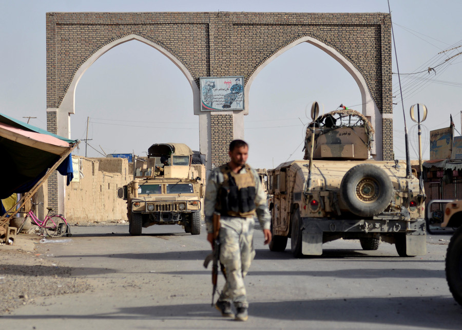 Taliban at its strongest since 2001 after seizing Ghazni, war on terror has failed, analyst tells RT