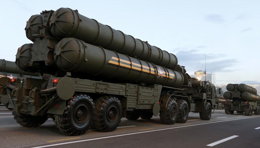 Russian S-400 news