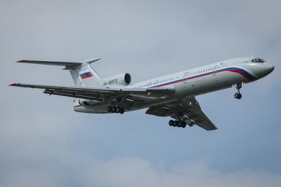 Tupolev news