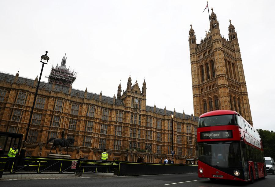 UK Parliament news