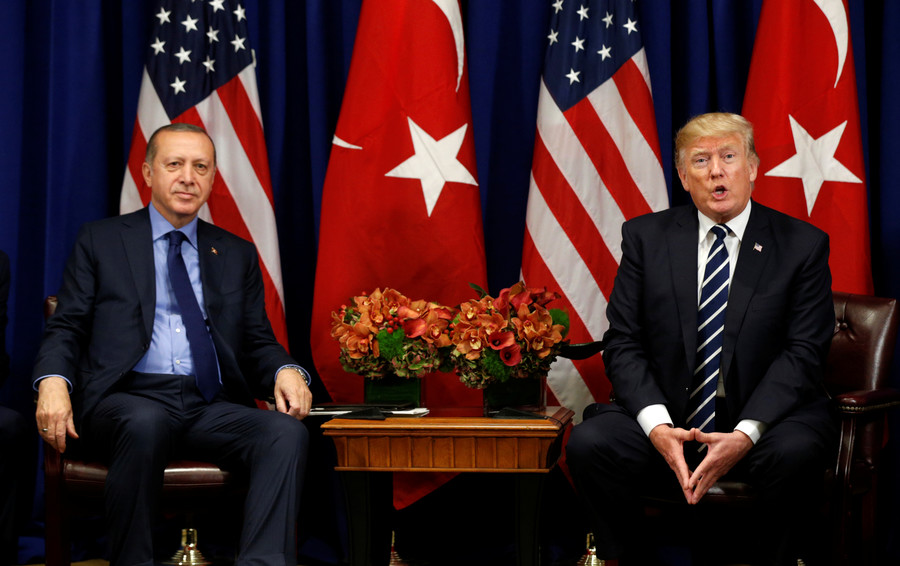 Turkey-US news