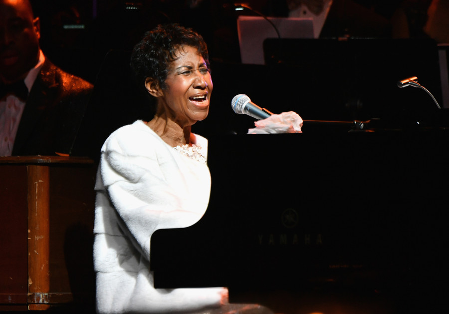 'We've lost an American treasure': Tributes pour in for 'Queen of Soul' Aretha Franklin