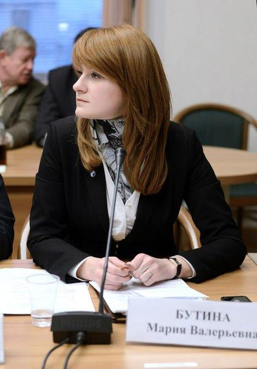 Accused 'Russian agent' Butina subjected to excessive strip searches in US jail – embassy
