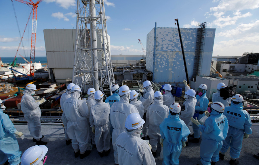 Homeless & migrant workers 'exploited' to clean up Fukushima radiation, UN warns