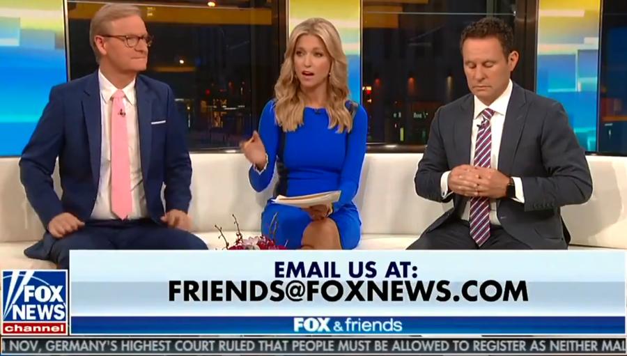 'We defeated communist Japan': Fox News host offers irrefutable proof of America's greatness