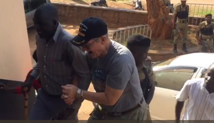 'You hate Jesus': Self-proclaimed US missionary charged with racist assault in Uganda (VIDEO)