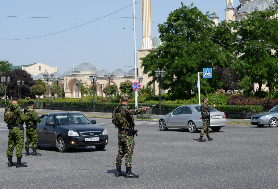 Teens, 11-year old boy carry out attacks in Chechnya claimed by ISIS