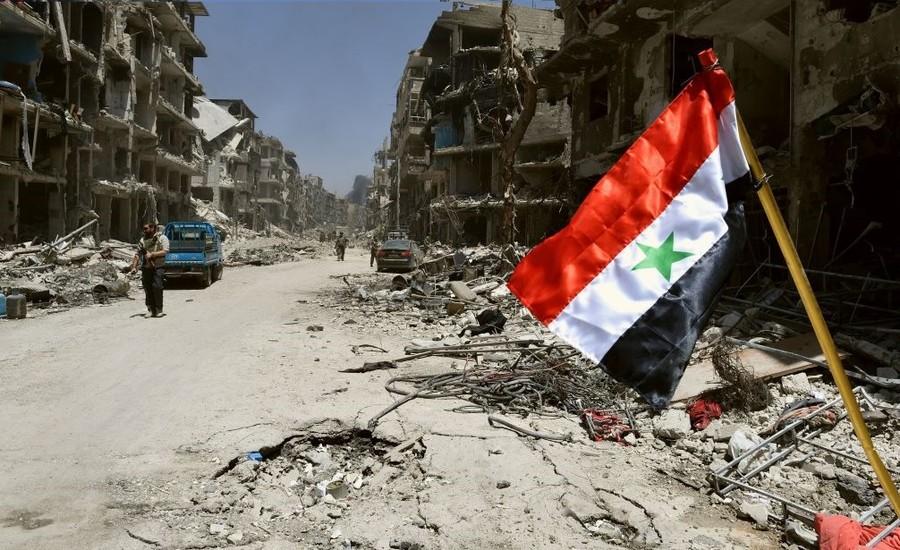 'Secret directive' bans UN agencies from helping rebuild Syria until 'political transition' – Lavrov