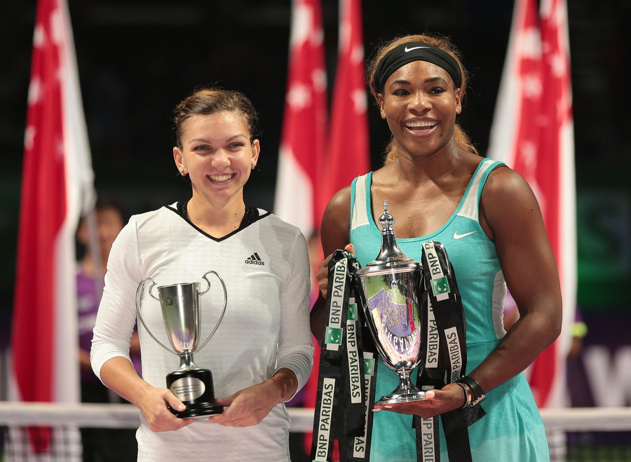 Tennis Serena Williams tops female athletes rich list
