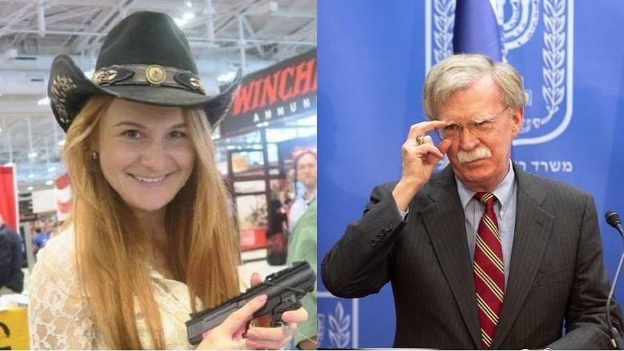 Super-hawk John Bolton and 'Agent Butina' connection is the Democrats' new Russiagate target