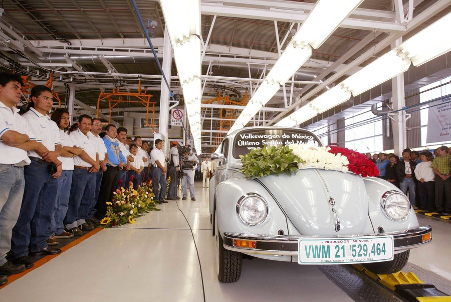 Mexican farmers accuse Volkswagen of altering the weather