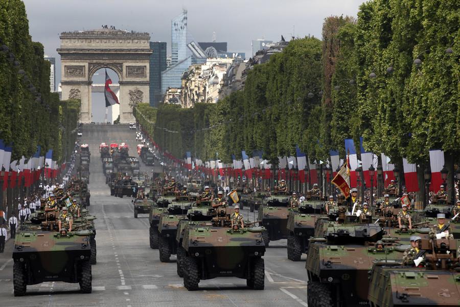 EU security must no longer depend on US – Macron