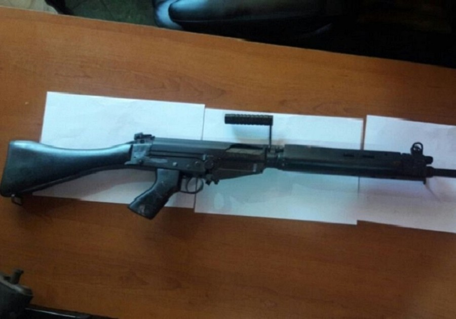 Say what? Paraguay's police rifles replaced with replicas by thieves