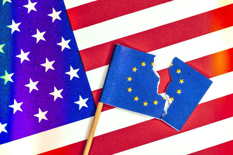 US 'protectorate' rebelling? Experts doubt EU's ability to stand up to Washington