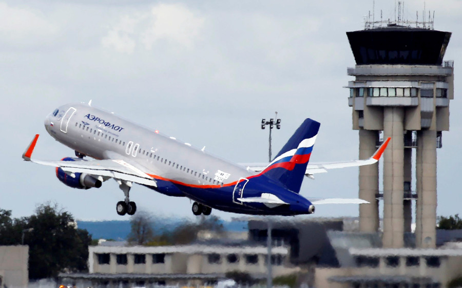 Aeroflot news
